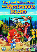 The Land Before Time Series 5: The Mysterious Island [DVD], DVDs