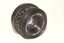 Pentacon f1.8 50mm M42 fit prime lens