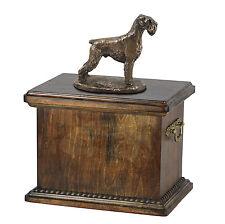 Schnauzer, Urn, Kalte Bronze, ArtDog, CH, Type 1