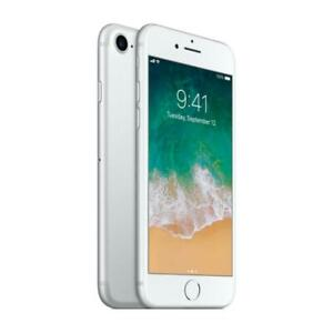Apple iPhone 7 - 128GB - Silver - Unlocked - Smartphone - AT&T / T-Mobile