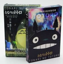 Anime Studio Ghibli My Neighbor Totoro Postcard Set/Pack 36 P/cards