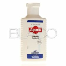 SHAMPOO CONCENTRATO ANTIFORFORA ALPECIN 200ml. TRATTAMENTO CAPELLI ANTI FORFORA