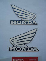 GENUINE HONDA MSX125 SHROUD FAIRING STICKER DECAL WHITE / NAVY BLUE *UK STOCK*