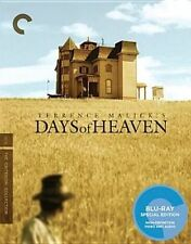715515055710 Criterion Collection Days of Heaven With Richard Gere Blu-ray