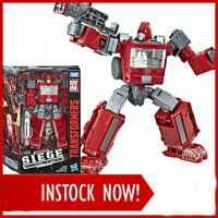 Transformers Ironhide Generations Siege War for Cybertron WFC Action Figure toy