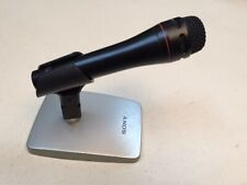 Sony F-Bm7 Pro Dynamic Mic with Stand for Podcast, Conference, Interviews