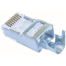Platinum Tools 100020 EZ-RJ45 Shielded Cat5e/6, 50 Piece