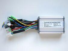 Ebike Sensored Brushless Motor Controller 36V/48V 500W 6-FET 20A KT Sine Wave