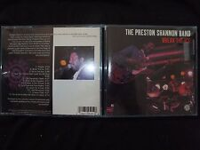 CD THE PRESTON SHANNON BAND / BREAK THE ICE / RARE /