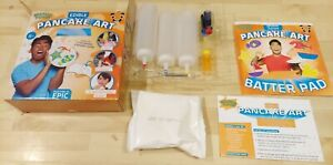 New Guava Toys - Edible Pancake Art Activity Mix Kit - Just Add Water!