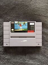 True Golf Classics: Waialae Country Club (Super Nintendo Entertainment System, 1