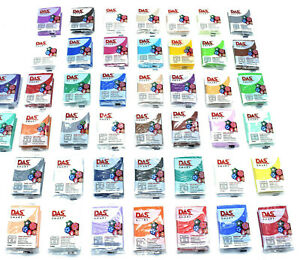 DAS SMART OVEN BAKE CLAY MODEL & BAKE IT 57g PACKS - 43 COLOURS TAKE YOUR PICK