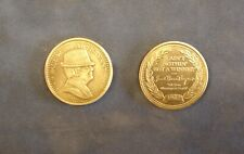 New listing Alabama football Bear Bryant commemorative bronze coin poker guard golf marker