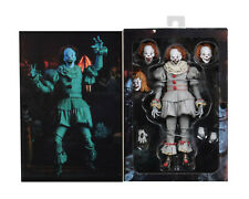 "IT (2017) WELL HOUSE PENNYWISE 7"" Scale Ultimate Action Figure NECA In Stock"