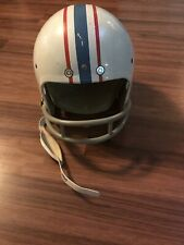 Vintage Houston Oilers Rawlings Football Helmet NFL !! Size Medium.