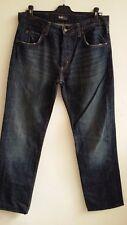 jeans uomo Lee taglia W 34 L 34