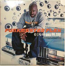 "Funkmaster Flex Featuring DMX – Do You (EX+) (2000 - Vinyl 12"" Single US)"