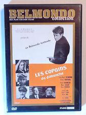 RARE DVD COLLECTION BELMONDO N° 28  / LES COPAINS DU DIMANCHE