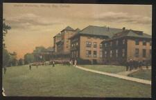 Postcard MURRAY BAY Quebec/CANADA  Manoir Manor Richelieu view 1920's?