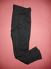Ben Sherman Siouxsie Zip-Fly - Ladies Black Denim Jeans - Waist 34 Leg 30 -K958*