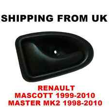 INNER INTERIOR DOOR HANDLE FRONT LEFT NEARSIDE for RENAULT MASCOTT MASTER MK2