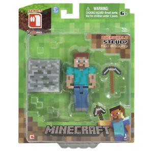 Minecraft Overworld Core Steve ? - Series 1