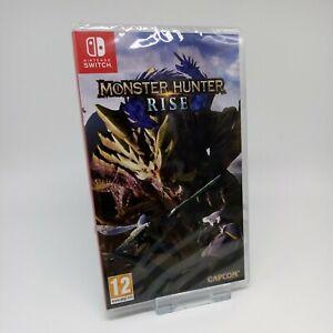 Monster Hunter Rise - New / Sealed - Nintendo Switch