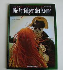 Verfolger der Krone (Kult Editionen, B.) Nr. 1-7 kpl. (Z1)