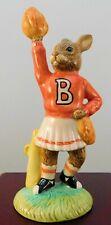 "Royal Doulton Bunnykins Figurine - ""Cheerleader"" Db142"