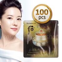 [The History Of Whoo] Cheongidan Hwa hyun Eye Cream 1mlX 100pcs  Korea Cosmetics