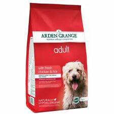 Arden Grange Food for Adult Dogs Light - 12kg with 2kg free