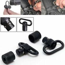 1Pc Quick Release QD Sling Swivel Attachment Rail Mount Adapter For Gun Rifle ga