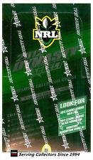 FACTORY BOX!! Select 2012 NRL DYNASTY TRADING CARD BOX (36 Packs)--HOT!!