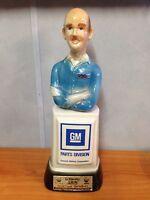Vintage 1978 Jim Beam 750ml Collectors Decanter / Bottle - GM General Motors Co