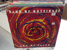 Band of Outsiders Act of Faith vinyl LP EX 1986