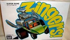 mpc Zingers! SUPER DUNE BUGGY CARICATURE BEACH HOT ROD