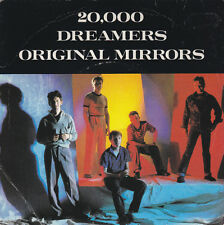 "ORIGINAL MIRRORS 20,000 DREAMERS 7"" Care Big In Japan Ellery Bop The Wild Swans"