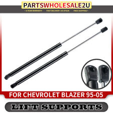 2x Rear Glass Window Lift Supports Shocks for GMCJimmy 1995-2001 With Dropgate