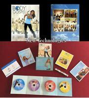 Beachbody BODY GOSPEL Inspirational 4-DVD Weight Loss Home Exercise Set *Sealed!