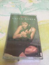 Anita Baker Rapture Cassette Album 07559604444