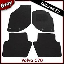 Volvo C70 Mk1 1997-2005 Tailored Fitted Carpet Car Floor Mats GREY