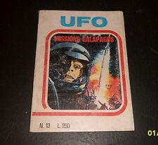 UFO nr. 13 - Ed. Edifumetto *1976* uno degli ultimi della serie *RARO*