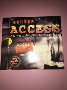 Worshiper Access Volume 2 New Music For The Christian Life CD