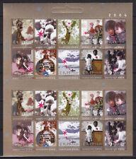 Nederland V2306-2315 decemberzegels 2004  postfris/mnh