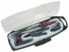 Maped 5 Piece Drafting Compass Stop System Set