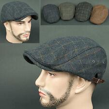 Unbranded Wool Blend Beret Hats for Men
