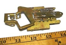 1pc 1/32 Dynamic Slot Car Angle Winder Brass CHASSIS PAN +DROP ARM Some Pitting