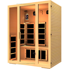 JNH Lifestyles Joyous 3 Person Infrared Sauna, Everyday Low Price. Save $700