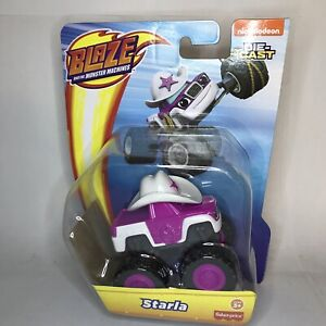 Blaze and the Monster Machines Starla Die-Cast Toy Vehicle New