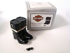 PHB Midwest of Cannon Falls Hinged Boxes Harley-Davidson Cycling Boots